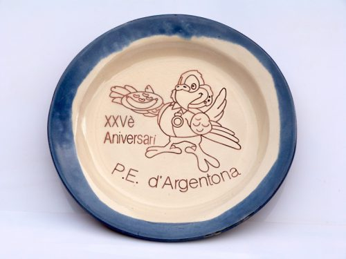 Plat logotip Pericos